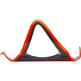 Supacaz Fly Cage Carbon Flaskeholder, neon orange